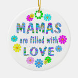 Mama Christmas Ornaments