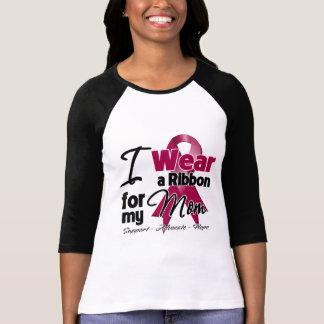 Mamá - cinta del mieloma múltiple camisetas