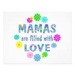 Mama Custom Announcements