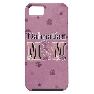 MAMÁ dálmata iPhone 5 Case-Mate Protectores