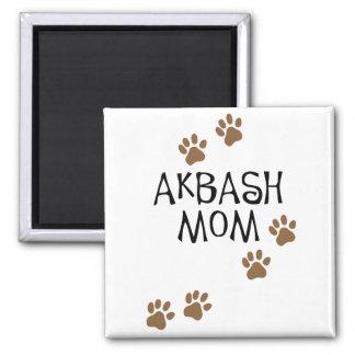 Mamá de Akbash Imán Cuadrado