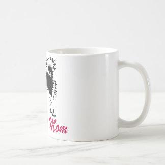 Mamá de Alaska de Klee Kai Taza De Café