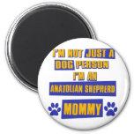 Mamá de Anatolia del perro de pastor Imán Para Frigorifico