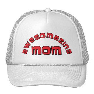 Mamá de Awesomazing (1) Gorros