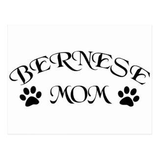 Mamá de Benese (texto de lujo) Postal