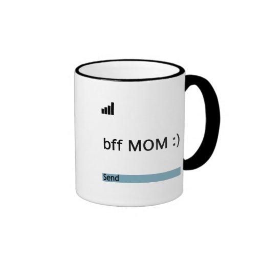 MAMÁ de Bff Tazas De Café