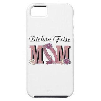 MAMÁ de Bichon Frise Funda Para iPhone SE/5/5s