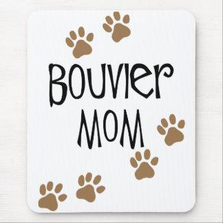 Mamá de Bouvier Tapete De Ratones