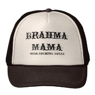 Mamá de Brahma Gorras