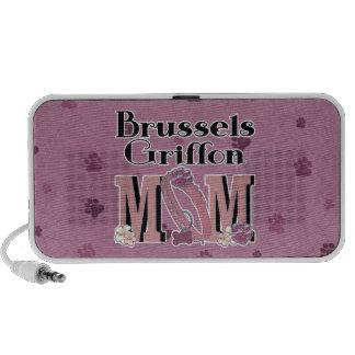 MAMÁ de Bruselas Griffon Mini Altavoces