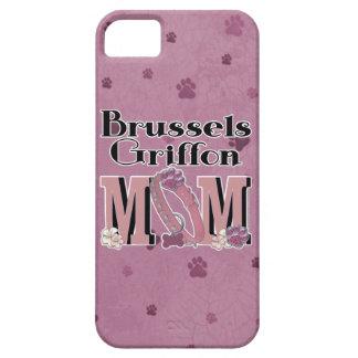MAMÁ de Bruselas Griffon Funda Para iPhone 5 Barely There