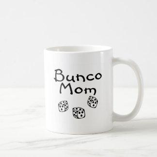 Mamá de Bunco Taza Clásica