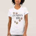Mamá de Catahoula Camisetas