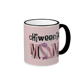MAMÁ de ChiWeenie Taza