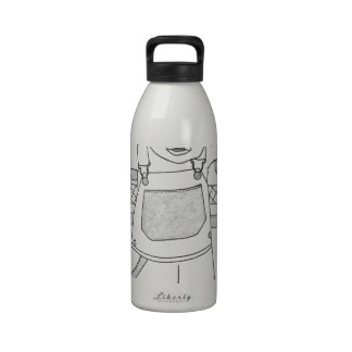 Mamá de Derby del rodillo Botellas De Agua Reutilizables