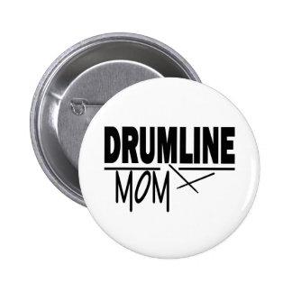 Mamá de Drumline Pin