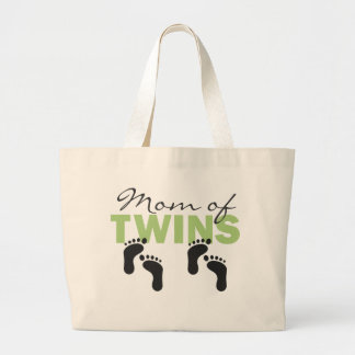 Mamá de gemelos bolsas de mano