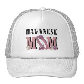 MAMÁ de Havanese Gorras