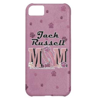 MAMÁ de Jack Russell Carcasa iPhone 5C