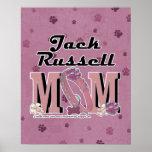 MAMÁ de Jack Russell Impresiones
