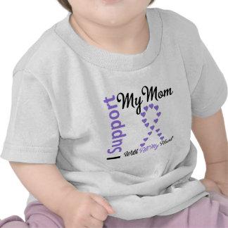 Mamá de la ayuda del linfoma de Hodgkins Camisetas