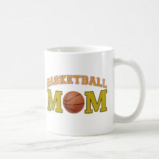 Mamá de la bola de la cesta taza clásica
