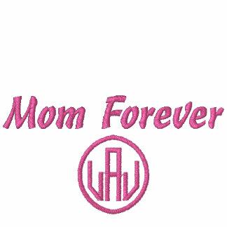 Mamá de la camiseta de las señoras para siempre
