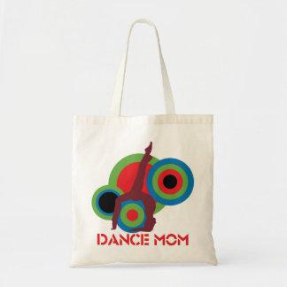 Mamá de la danza bolsas de mano