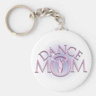 Mamá de la danza llavero