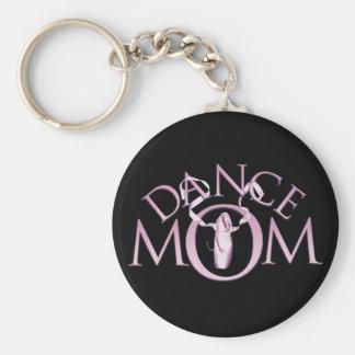Mamá de la danza llaveros