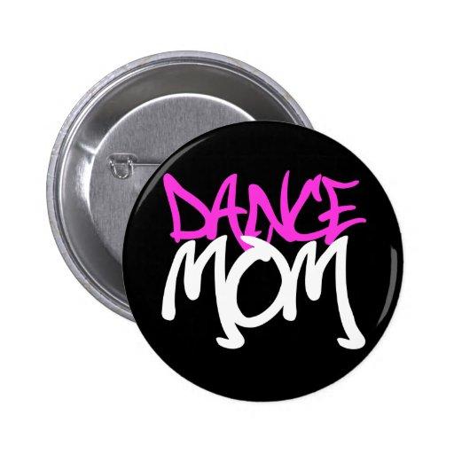 Mamá de la danza pin