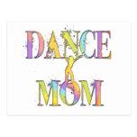 Mamá de la danza postal