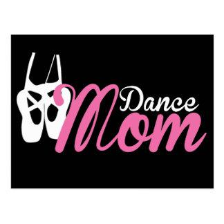 Mamá de la danza postales