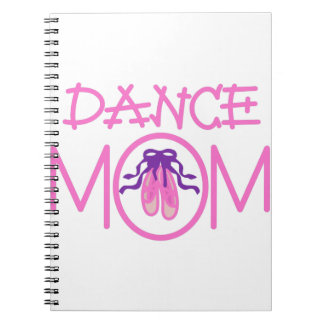 Mamá de la danza spiral notebooks