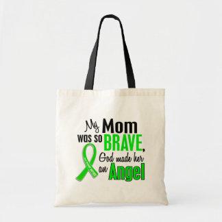 Mamá de la distrofia muscular del ángel 1 bolsa
