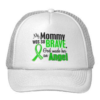 Mamá de la distrofia muscular del ángel 1 gorras de camionero