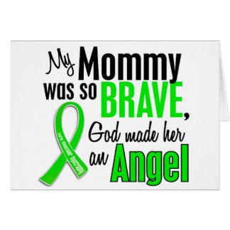 Mamá de la distrofia muscular del ángel 1 tarjetas