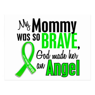 Mamá de la distrofia muscular del ángel 1 postales
