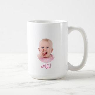 Mamá de la enhorabuena de la nueva taza de la foto