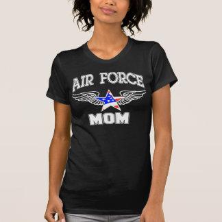 Mamá de la fuerza aérea camisas