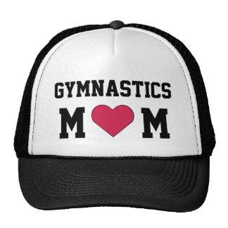 Mamá de la gimnasia gorras