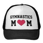 Mamá de la gimnasia gorro de camionero