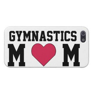 Mamá de la gimnasia iPhone 5 carcasa