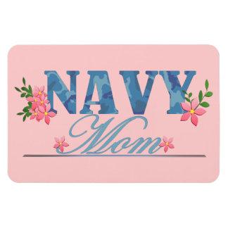 Mamá de la marina de guerra Cammo Iman Rectangular
