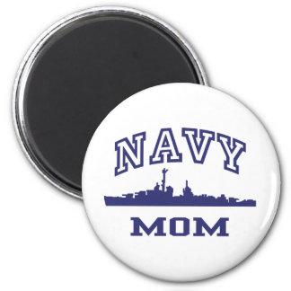 Mamá de la marina de guerra imanes