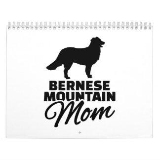 Mamá de la montaña de Bernese Calendarios