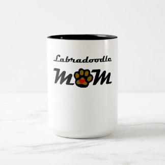 Mamá de Labradoodle