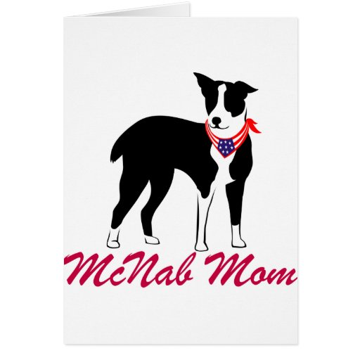 Mamá de McNab Felicitación