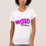 Mamá de Moto Camisetas