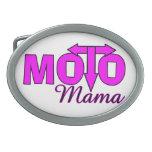 Mamá de Moto Hebillas De Cinturón